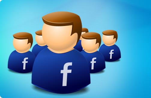 Llamar la atención en Facebook
