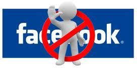 Facebook bloqueado