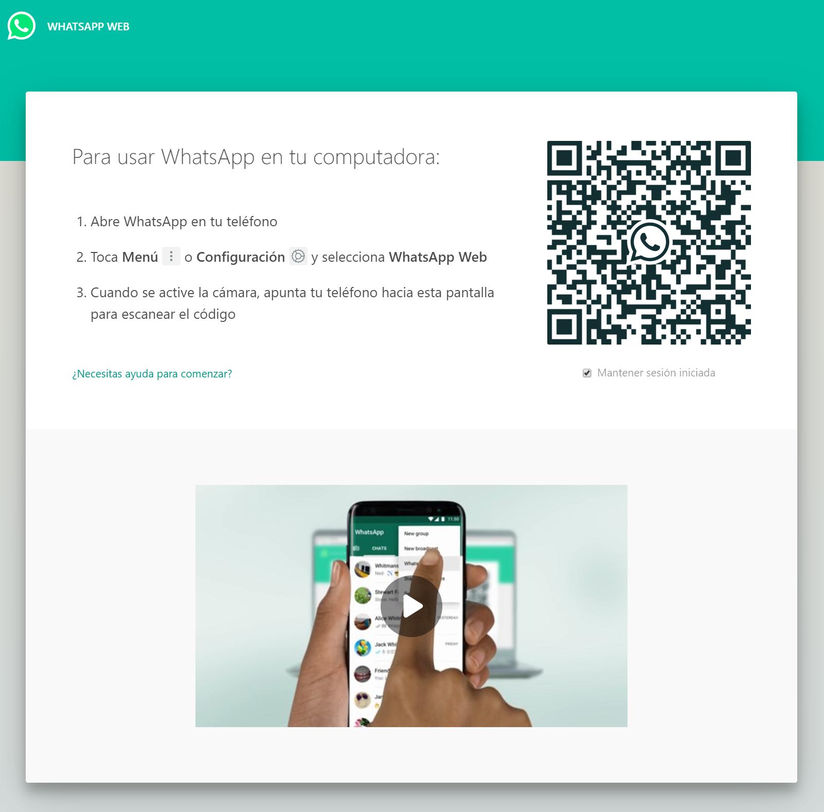 Http Whatsapp Web